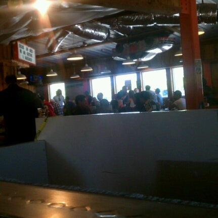 Photo taken at Hooters of Ontario by Jason W. on 8/26/2012