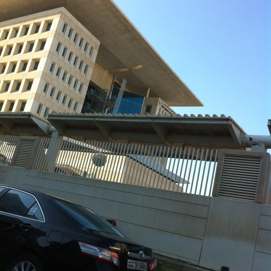 Photo taken at Civil Service Commission by HANAN A. on 11/24/2011