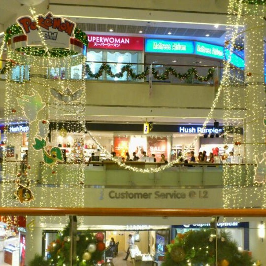 Photo taken at City Square Mall by Rosanna on 12/11/2011