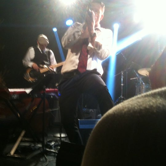 Photo taken at iHeartRadio Theater by Z on 11/30/2011