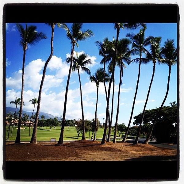 Photo taken at Sheraton Maui Resort & Spa by TP P. on 1/28/2012