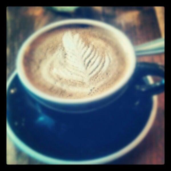 Photo taken at 1215 Wine Bar & Coffee Lab by Ashley V. on 8/24/2012