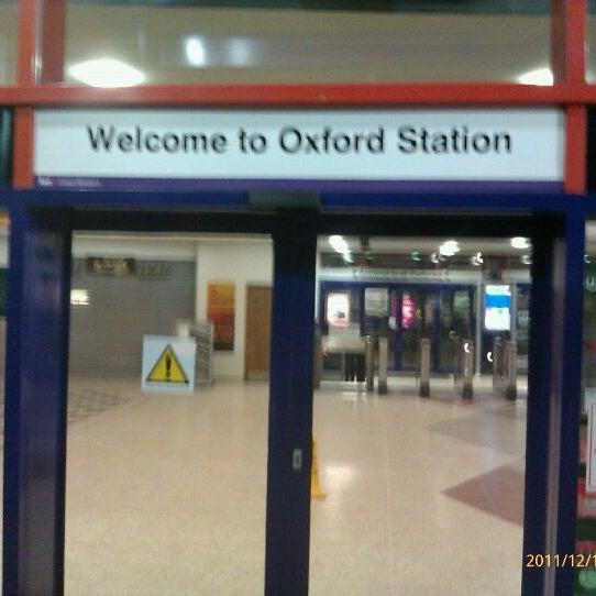 Oxford station (Ohio) - Wikipedia