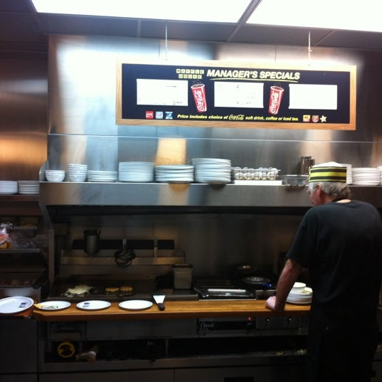 Photo taken at Waffle House by Michael S. on 2/13/2011