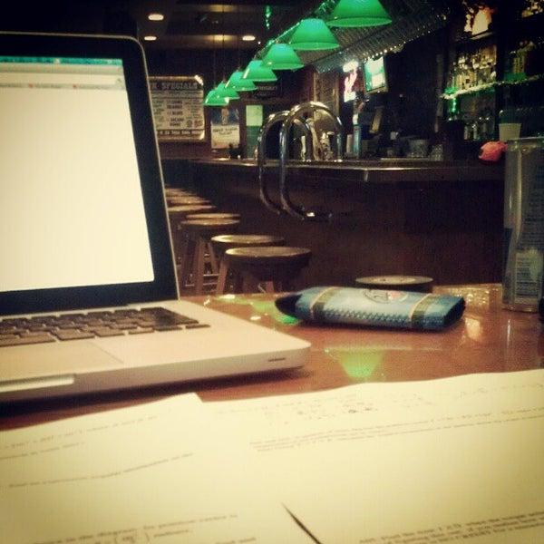 Photo taken at Murphy's Irish Pub by Alexander C. on 4/6/2012