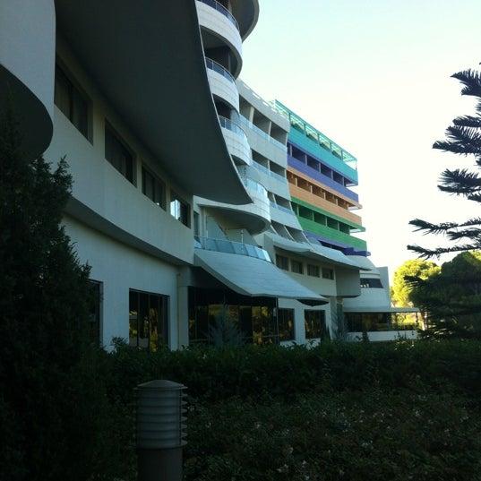 10/20/2011 tarihinde Özgün Y.ziyaretçi tarafından Cornelia Diamond Golf Resort & Spa'de çekilen fotoğraf