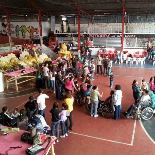 12/10/2011 tarihinde Fabio K.ziyaretçi tarafından G.R.C.S Escola de Samba Unidos de São Lucas'de çekilen fotoğraf