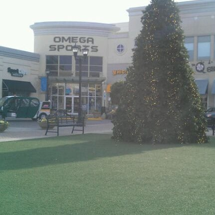 Photo taken at North Hills Shopping Center by Sarah N. on 11/15/2011