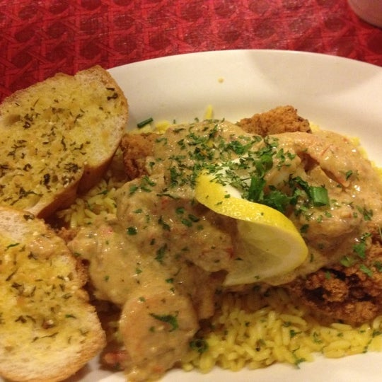 Photo taken at Big Easy Cafe by Millard H. on 1/20/2012
