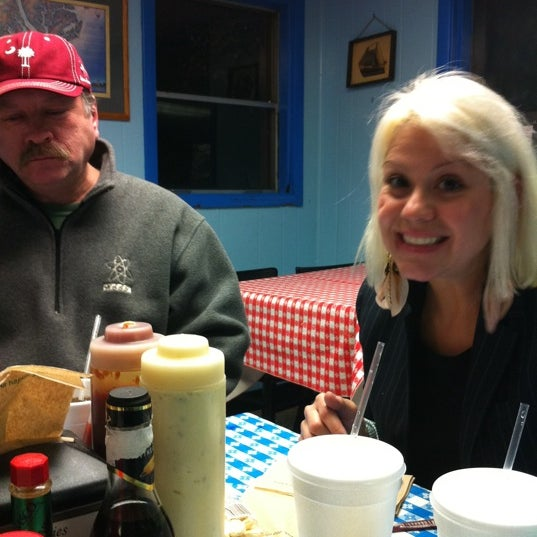 Photo taken at Sea Shack by Andrea N. on 1/20/2011