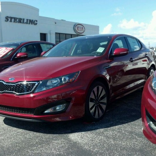 Photo Taken At Sterling Kia By Timmy H. On 3/14/2012