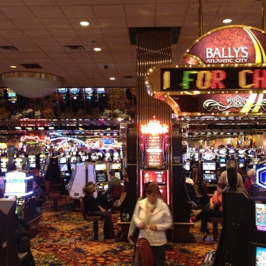Photo taken at Bally's Casino & Hotel by Ece S. on 1/2/2012