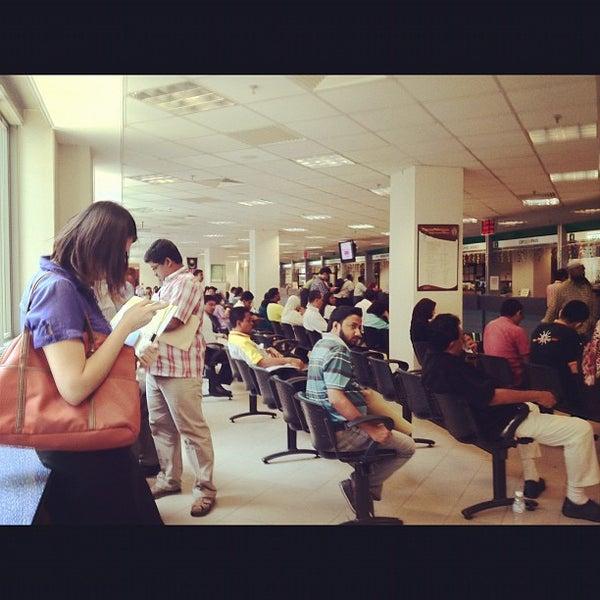 Photo taken at Jabatan Imigresen Malaysia by Nasa N. on 9/10/2012