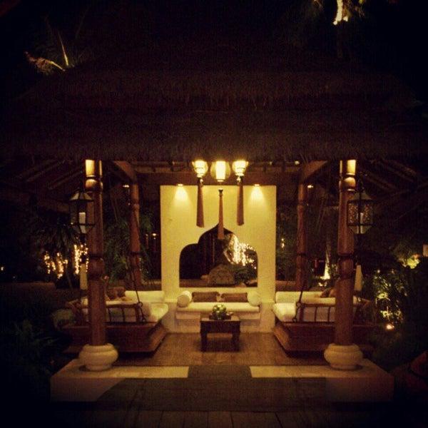 Das Foto wurde bei Zazen Boutique Resort & Spa von Nukki R. am 5/4/2012 aufgenommen