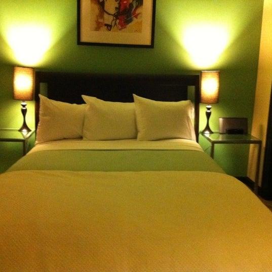 Photo taken at Jet Hotel & Lounge by David A. on 10/22/2011