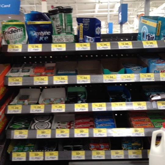 Photo taken at Walmart by Marilyn S. on 8/6/2012