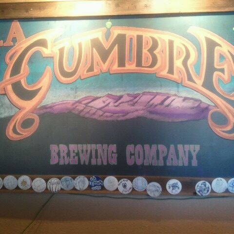 Photo taken at La Cumbre Brewing Company by Chris L. on 11/15/2011