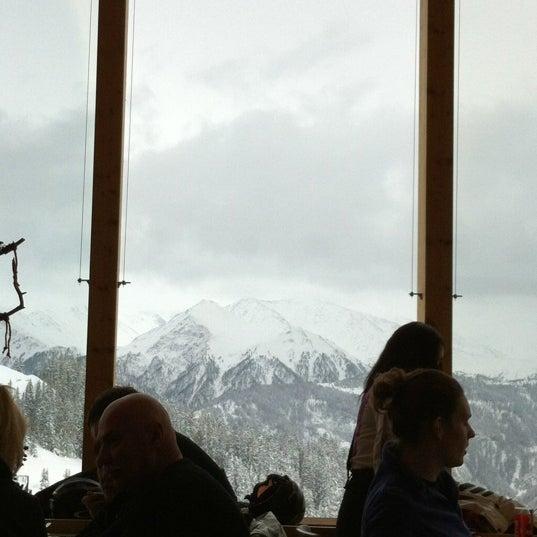 Das Foto wurde bei Panoramarestaurant Komperdell von Valery V. am 1/10/2012 aufgenommen