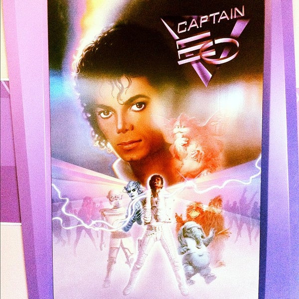 Photo taken at Captain EO by sketch c. on 10/14/2011