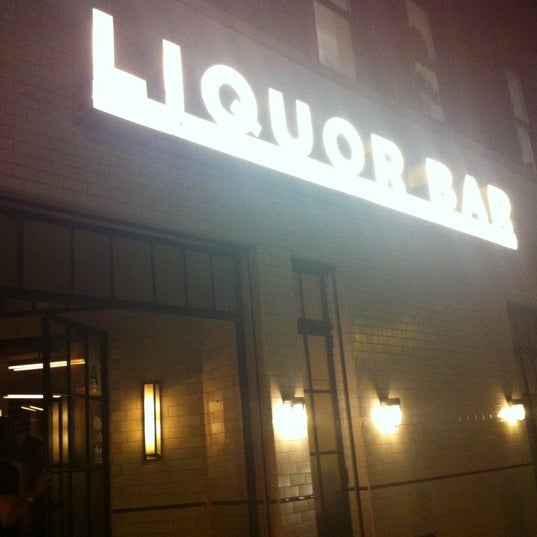 Photo taken at Schiller's Liquor Bar by Anne M. on 8/18/2012