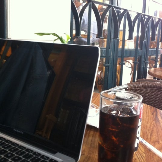 Photo taken at The Coffee Bar by Oliver W. on 9/29/2011
