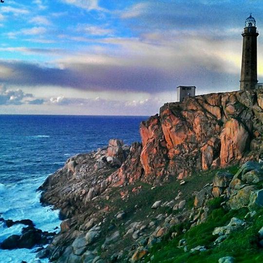 Photo taken at Faro de Cabo Vilán by Gon C. on 11/5/2011