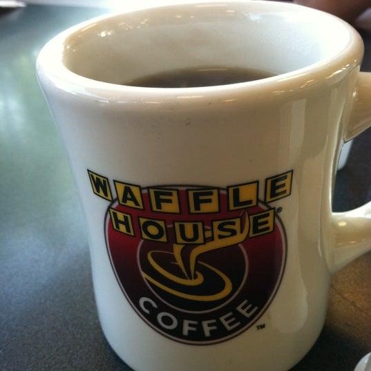 Photo taken at Waffle House by Amanda K. on 8/27/2011