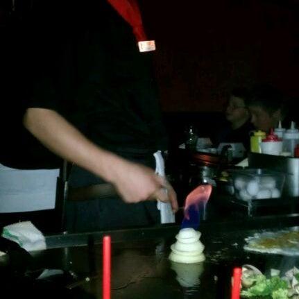 Photo taken at Kyoto Japanese Restaurant by Regina M. on 11/19/2011