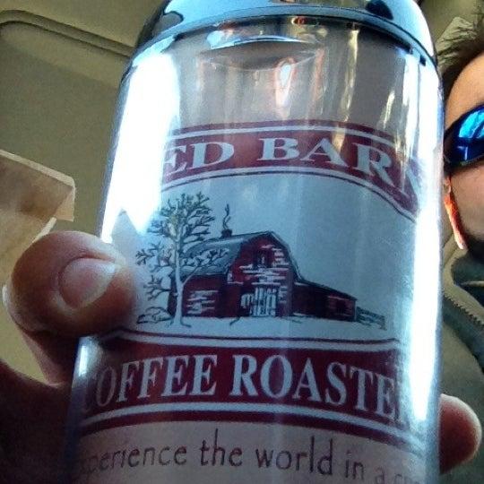 Foto tirada no(a) Red Barn Coffee At Angel's Cafe por Tonyhopedale em 2/29/2012