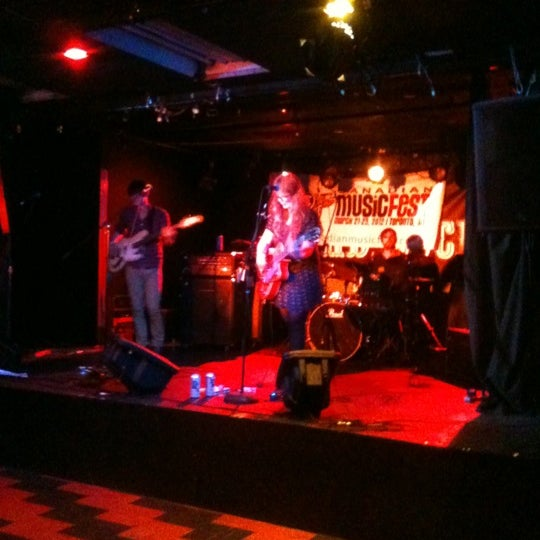 Photo taken at Hard Luck by Emily C. on 3/22/2012