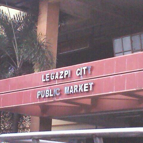 Photo taken at Legazpi Public Market by Shiel F. on 4/15/2012