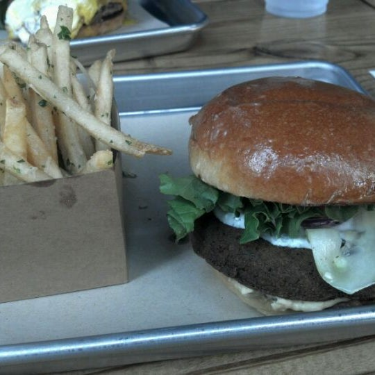 Photo taken at Chop House Burger by Amy P. on 2/27/2012