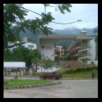 Photo taken at Universidad Pontificia Bolivariana - Seccional Bucaramanga by Luz G. on 4/19/2012