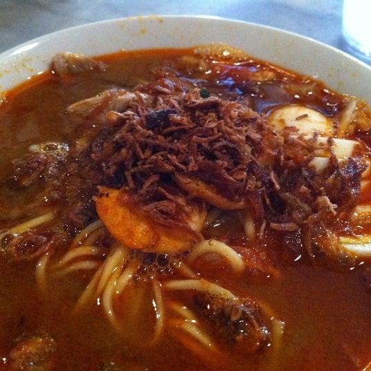 Best prawn noodles around KL