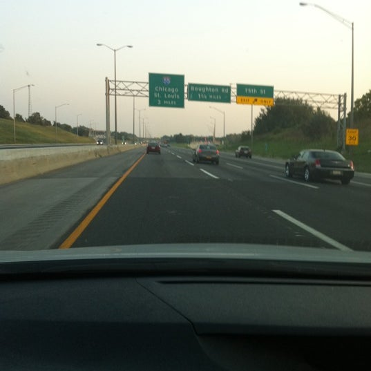 Photo taken at Veterans Memorial Tollway by Greg D. on 9/2/2011