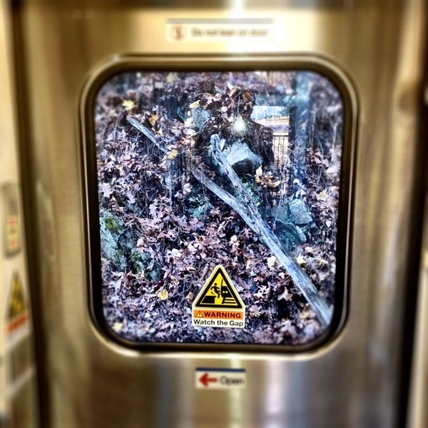 Photo taken at Metro North - North White Plains Station by John A. on 12/1/2011