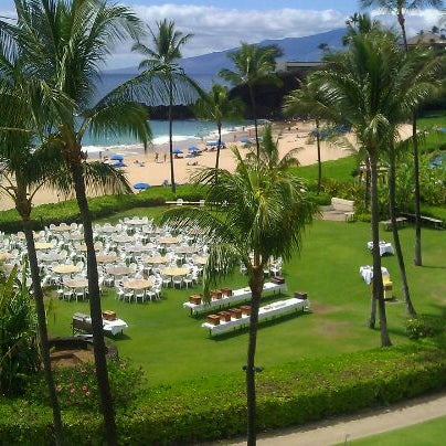 Photo taken at Sheraton Maui Resort & Spa by Jolie B. on 8/24/2011