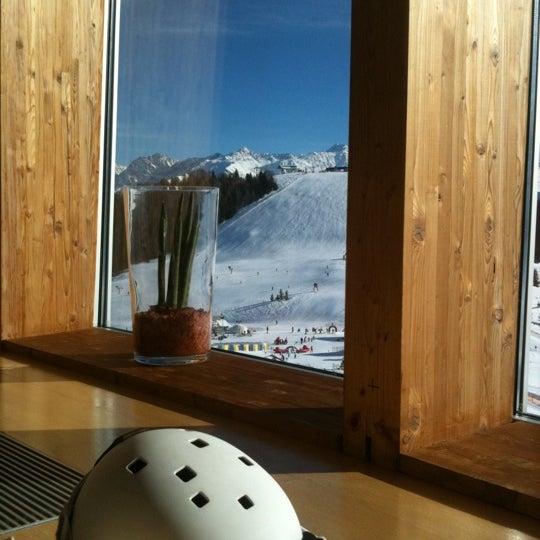 Das Foto wurde bei Panoramarestaurant Komperdell von Marianne am 1/28/2011 aufgenommen