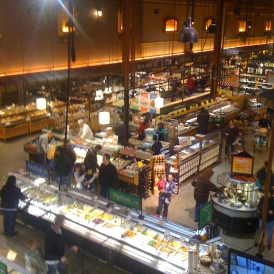 Photo taken at Wegmans by Patrick O. on 11/19/2011