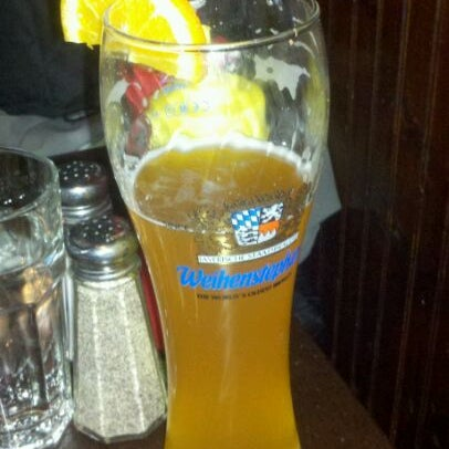 Photo taken at Amsterdam Ale House by Aaron N. on 3/11/2012