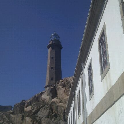 Photo taken at Faro de Cabo Vilán by Castillo R. on 6/24/2011