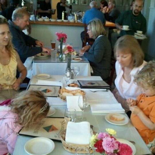Photo taken at Monterey's Fish House by Scott C. on 9/4/2011
