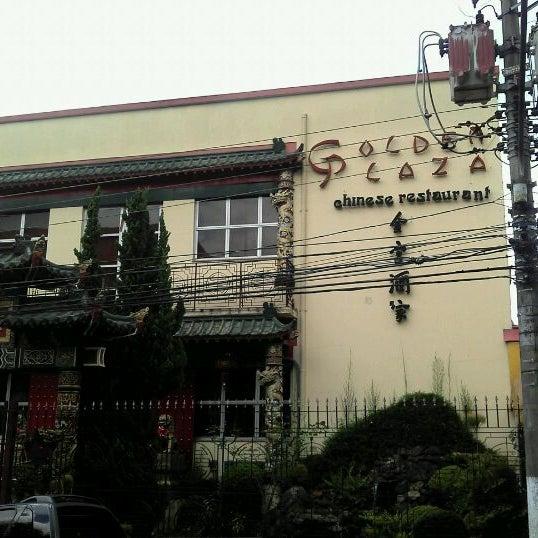 Снимок сделан в Golden Plaza Chinese Restaurant пользователем Joao S. 10/28/2011