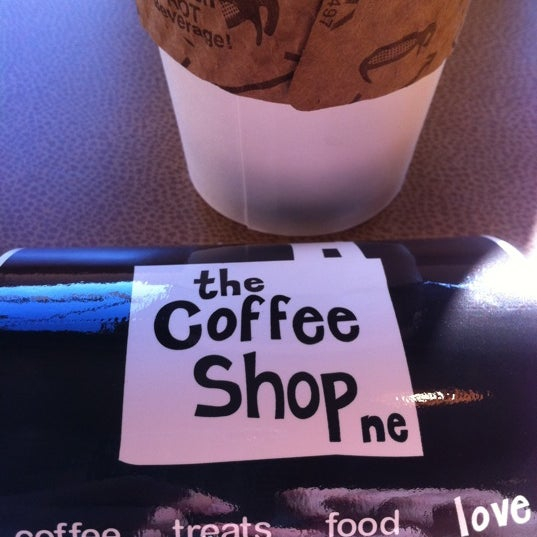 Photo taken at The Coffee Shop NE by Scott B. on 8/14/2011