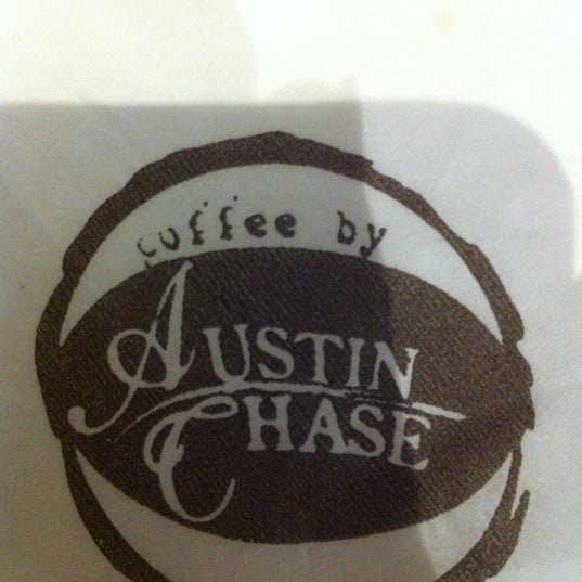 Photo taken at Austin Chase Coffee by Kitty S. on 9/3/2011