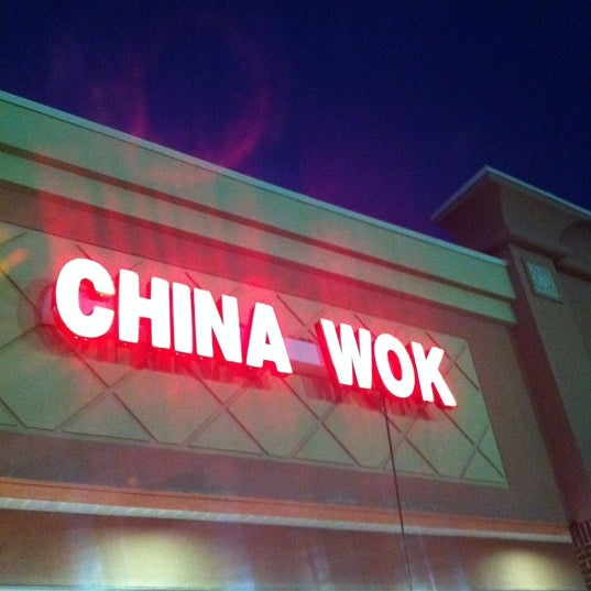China Wok Restaurant: Chinese Restaurant In Sanford