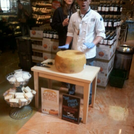 Photo taken at Whole Foods Market by Lohengrim D. on 3/10/2012