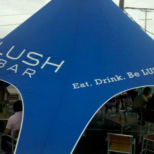 Photo taken at Lush Food Bar by Laura T. on 6/27/2011