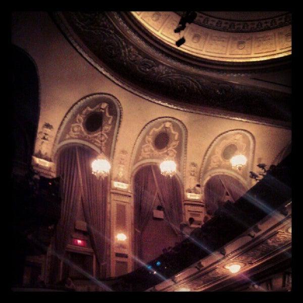 Foto tirada no(a) Majestic Theatre por Carrie Meghan F. em 5/23/2012