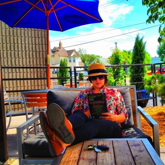 Photo taken at Lush Food Bar by Nate B. on 6/17/2012
